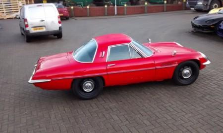 Do kupienia Mazda Cosmo 1968