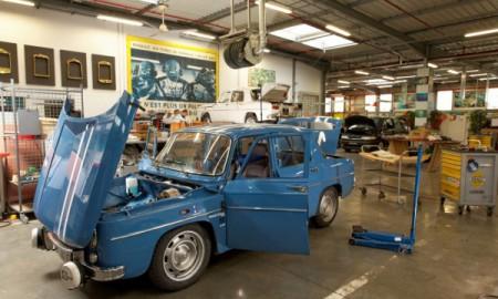 50 lat Renault R8 Gordini