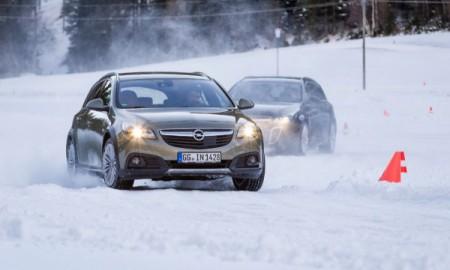 Opel Insignia Country Tourer - Próba w terenie