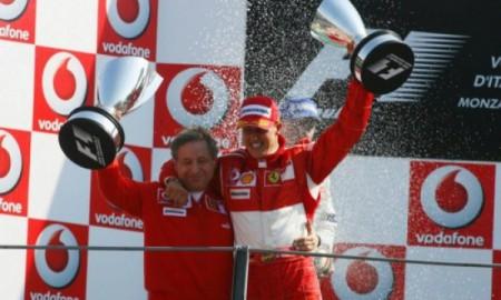 Todt wierzy w powrót do zdrowia Schumachera
