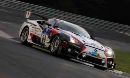 Lexus LFA X wystartuje na Nürburgringu