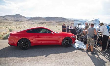 Ford Mustang – filmowy debiut