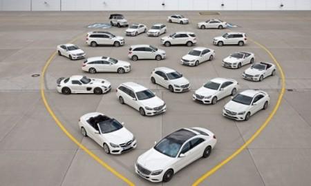 Najlepszy rok w historii Mercedesa
