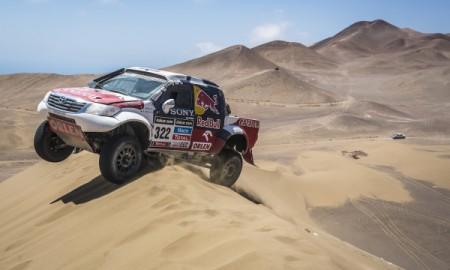 Polacy zdominowali pierwszą 10-tkę  Dakaru