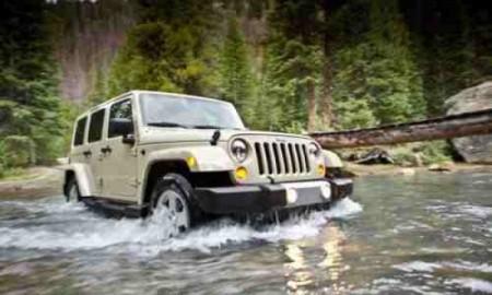 Nowy Jeep Wrangler będzie lżejszy