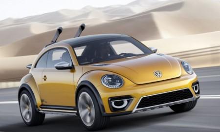 VW Beetle Dune - Powrót buggy?