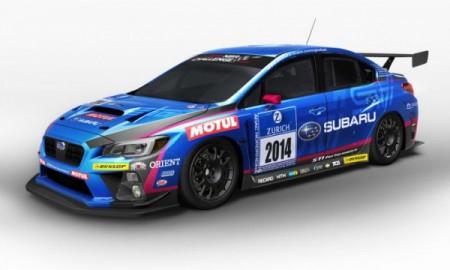 Subaru WRX STI rusza na tor