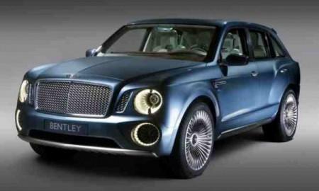 Hybrydowy SUV Bentleya?
