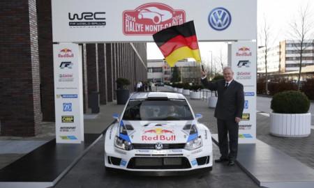 Polo R WRC rusza na Monte Carlo