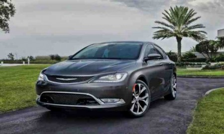 Tak wygląda Chrysler 200