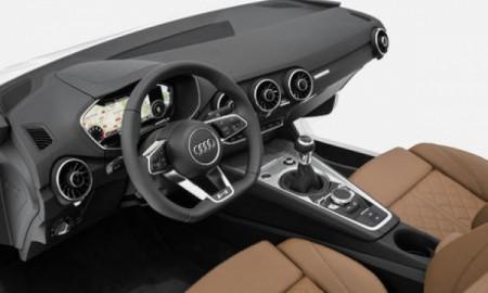Audi zaprasza do wnętrza nowego modelu TT