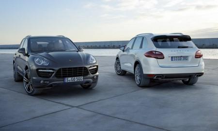 Nowe Porsche Cayenne w 2017