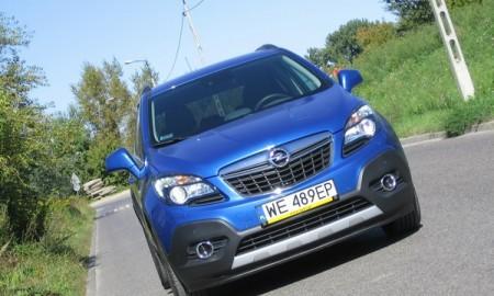 Opel Mokka 1.4 Turbo 4x4 Enjoy - Modny kierunek