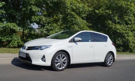 Toyota Auris Hybrid 135 Prestige - Być pro-eko