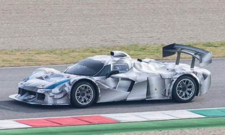 Testy nowego prototypu Ferrari