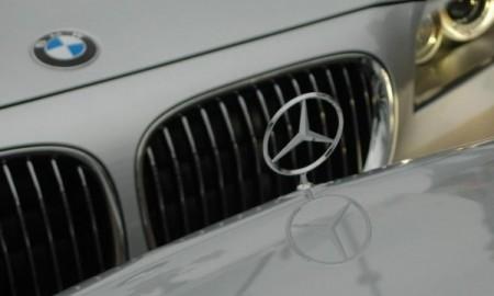 Mercedes wygrał z BMW