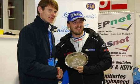 Colin McRae ERC Flat Out Trophy dla Kubicy