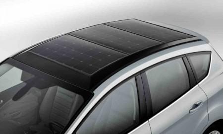 Ford C-MAX Solar Energi – Słoneczny napęd