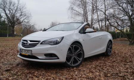 Opel Cascada 1.6 Turbo - Nad nami niebo...