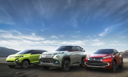 Nowe modele i plany Mitsubishi