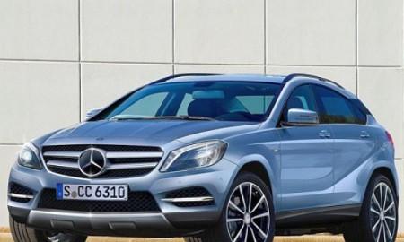 Testy Mercedesa GLC