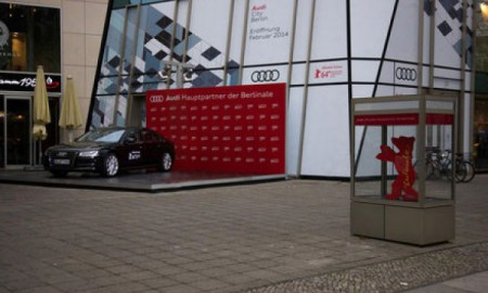 Audi partnerem festiwalu Berlinale