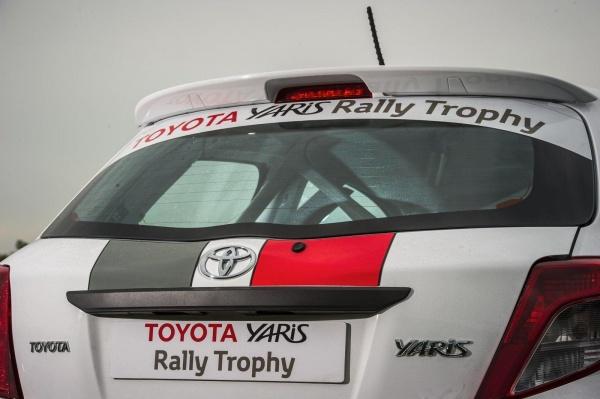 Toyota wróci do rajdów?