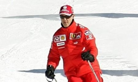 Schumacher walczy o życie