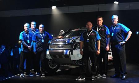 Ford zadebiutuje na trasie Dakaru