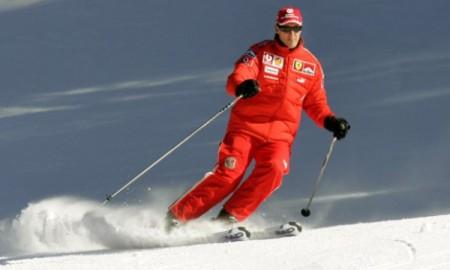 Michael Schumacher w stanie krytycznym