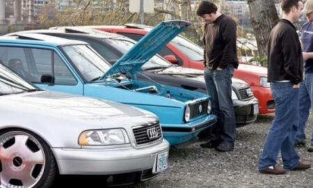 Specyfika rynków regionalnych używanych aut