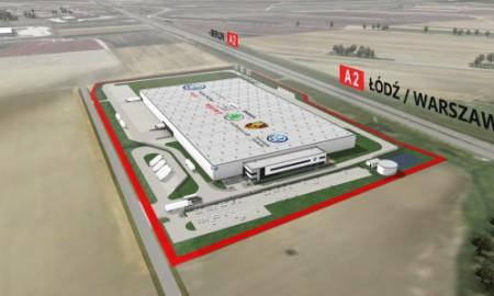 VW Group Polska z nowoczesnym centrum logistycznym