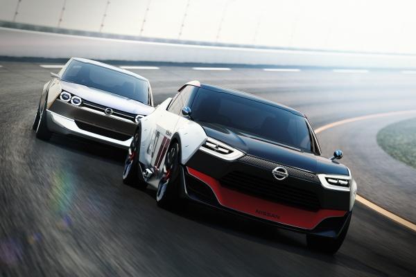 Nissan IDx Freeflow i IDx Nismo - W starym dobrym stylu