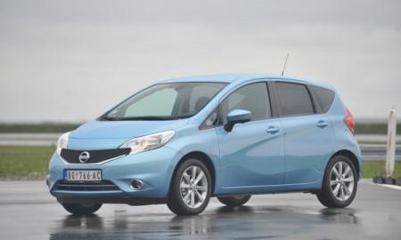 Nagroda SAFETYBEST dla nowego Nissana Note