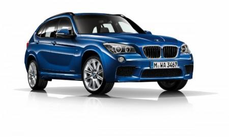 BMW X1 z nowymi akcentami