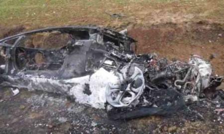 Tragiczny wypadek włoskiego kierowcy wyścigowego