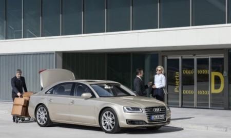 Audi A8  najlepszym autem kadry zarządzającej