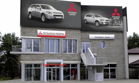 Nowy dealer Mitsubishi