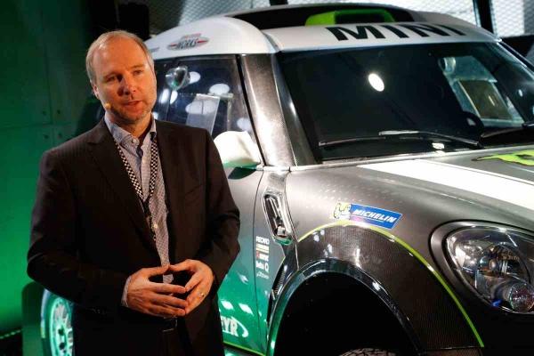 Mini rusza na Dakar 2014