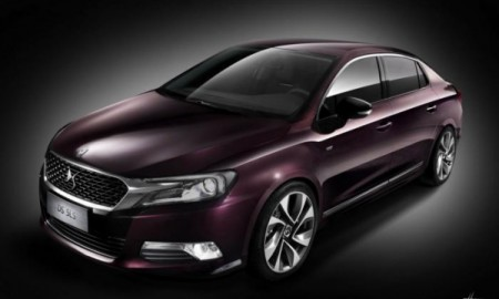 Oto Citroen DS 5LS