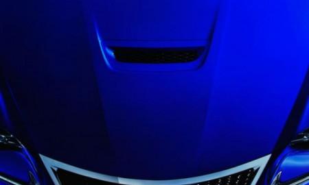 Zapowiedź nowego Lexusa RC F