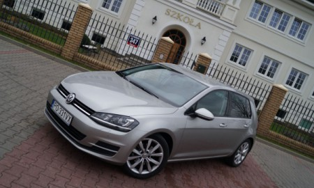 VW Golf VII 1.4 TSI - O krok do przodu