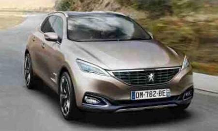 Nowy SUV Peugeota zadebiutuje w Chinach