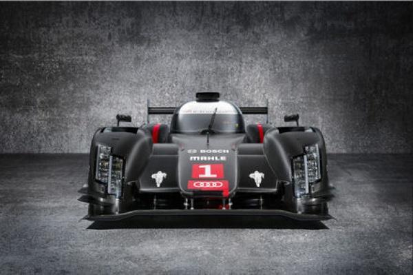 Testy nowego Audi R18 e-tron quattro