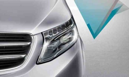 Mercedes Klasa V zadebiutuje 30 stycznia 2014
