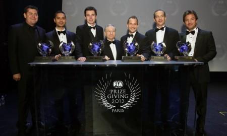 Nagrody dla Skody podczas gali FIA w Paryżu
