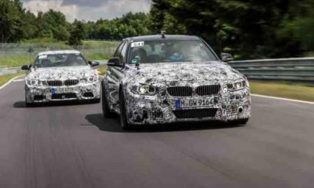 BMW M3 i M4 – premiera tuż, tuż