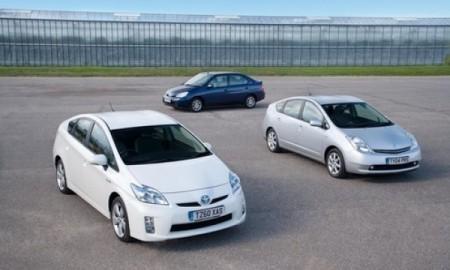 Toyota dominuje w rankingu TUV