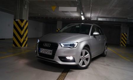 Audi A3 Sportback 1.4 TSI - Optymalne rozwiązanie