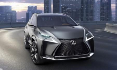 Lexus LF-NX pojawi się w Genewie